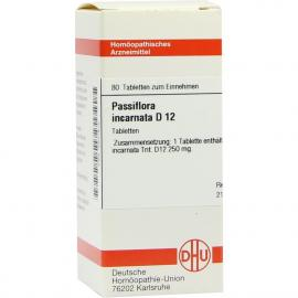 Passiflora Incarnata D 12 Tabletten
