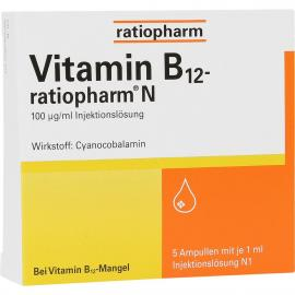 VITAMIN B12 RATIOPHARM N